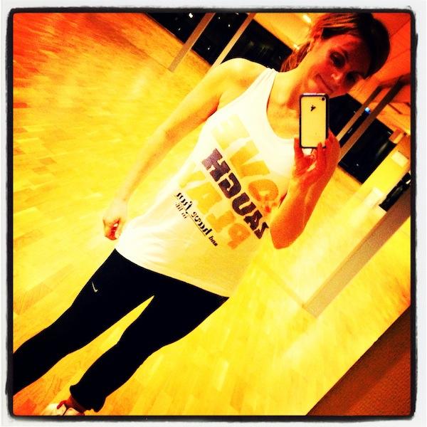 Stinas träningsblogg - sh'bam