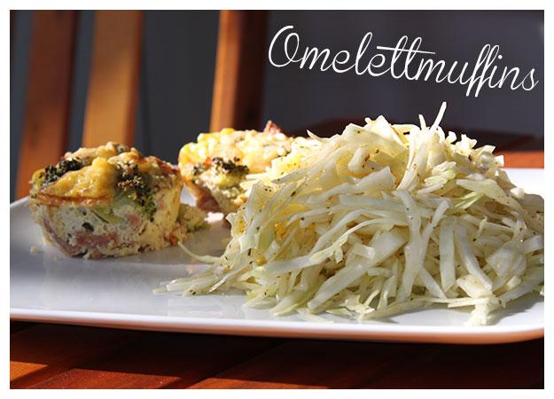Stinas träningsblogg - omelettmuffins