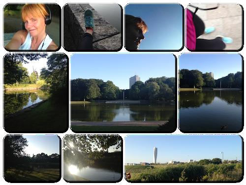 Stinas träningsblogg - jogg