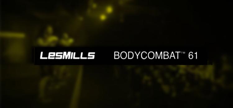 Release av Bodycombat 61