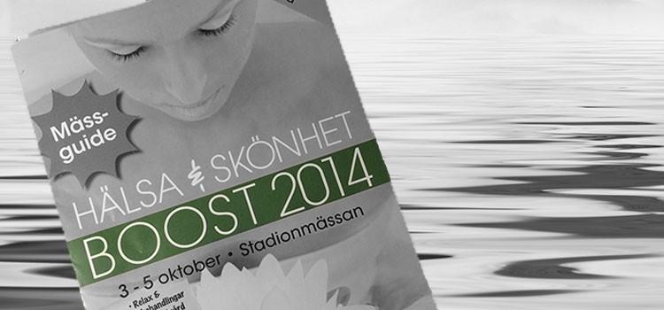 Hälsa & Skönhet Boost 2014